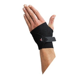 Omtex Hand Support,  Black  Free Size