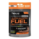 TWINLAB Super Gainer Fuel,  Chocolate Milkshake  12 Lb