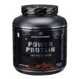 British Nutritions Power Protien,  Chocolate  5.5 Lb