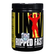 Universal Nutrition Ripped Fast,  120 capsules  Unflavoured