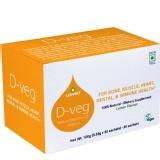 Unived D-Veg Natural & Vegan Vitamin D3 (1000 iu),  30 Piece(s)/Pack