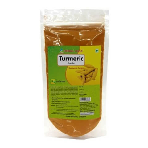 Herbal Hills Turmeric Powder,  1 kg