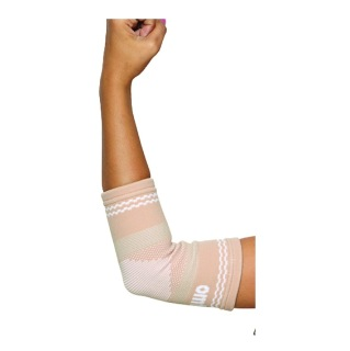 Omtex Superior Elastic Elbow Support,  Beige  Large