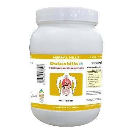 Herbal Hills Detoxhills,  900 tablet(s)