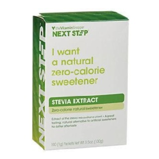 The Vitamin Shoppe Next Step Stevia Extract,  100 Piece(s)/Pack