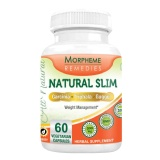 Morpheme Remedies Natural Slim (500 Mg),  60 Capsules