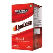 Six Pack Nutrition Lipoloss,  90 veggie capsule(s)  Unflavoured