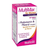 HealthAid MultiMax For Women,  Unflavoured  60 Tablet(s)