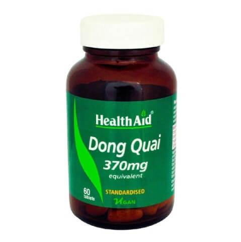 HealthAid Dong Quai (370mg),  60 tablet(s)