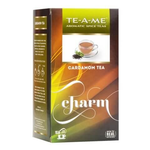 TE-A-ME Cardamom Tea,  Cardamom  25 Piece(s)/Pack
