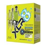 XLR8 Isotonic Re Hydration Drink,  2.2 lb  Lemon Ice Tea