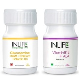 INLIFE Nerve Health Combo Pack,  120 Tablet(s)