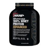 GNC Amp Gold 100% Whey Protein Adv,  4.9 lb  Vanilla