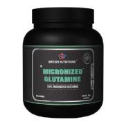 British Nutritions Micronized Glutamine, 0.66 lb