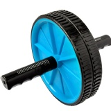 B Fit USA Exercise Wheel,  Black & Blue  22*23*6 Inches