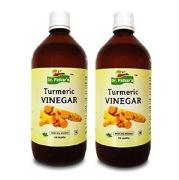 Dr. Patkar's Turmeric Vinegar Pack of 2,  1 L