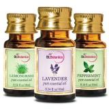 St.Botanica Pure Essential Oil,  30 Ml  Lemongrass + Lavender + Peppermint