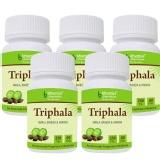 Bhumija Triphala (Pack Of Five),  60 Capsules