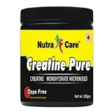 Nutracare Creatine Pure,  Unflavoured  0.44 Lb