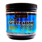 Nutrimed Pure Glutamine Powder,  0.66 Lb