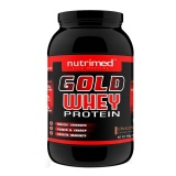 Nutrimed Gold Whey Protein,  2 Lb  Vanilla