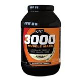 QNT Muscle Mass 3000,  Vanilla  9.92 Lb