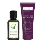 Richfeel Hair Sojourn,  Hair Care Combo  2 Piece(s)/Pack