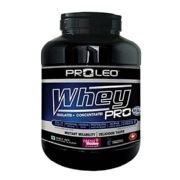 Proleo Whey Pro,  4.4 lb  Strawberry
