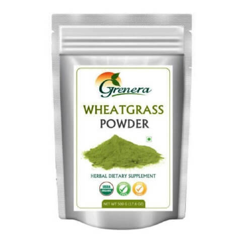 Grenera Wheatgrass Powder,  500 g