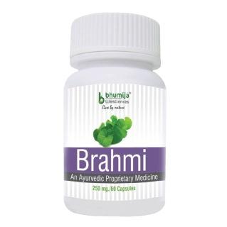 Bhumija Brahmi,  60 capsules
