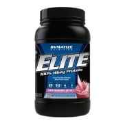 Dymatize Elite 100% Whey Protein,  2 lb  Chocolate Cake Butter