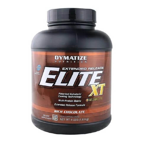 Dymatize Elite XT,  4 lb  Rich Chocolate