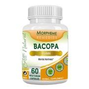 Morpheme Remedies Bacopa (500 mg),  60 veggie capsule(s)