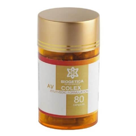 Biogetica AV Colex,  80 capsules