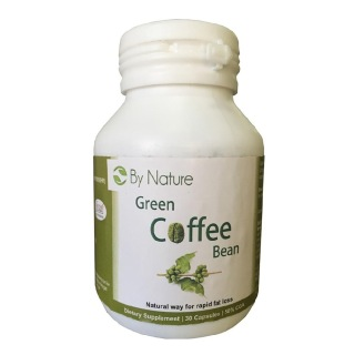 By Nature Green Coffee Bean (500 mg),  30 capsules