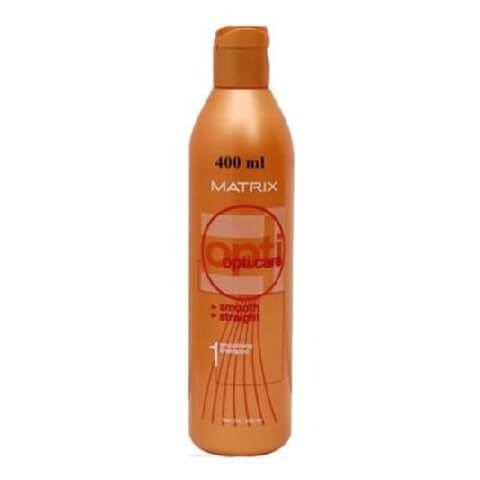 Matrix Opticare Shampoo,  400 ml  Smooth & Straight