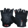 KOBO Gym Gloves (WTG-06),  Black  Small