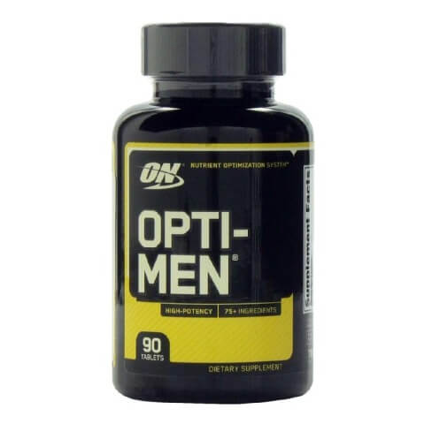 ON (Optimum Nutrition)Opti-Men (Men's Multiple),  Unflavoured  90 tablet(s)