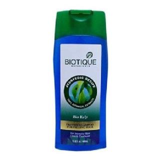 Biotique Bio Kelp Protein Shampoo,  400 Ml  For Falling Hair