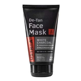 1 - Ustraa De-Tan Face Mask,  125 g  for Oily Skin