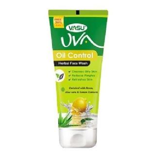 Vasu Herbal Face Wash,  100 G  Oil Control