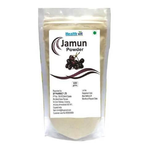Healthvit Jamun Powder,  100 g