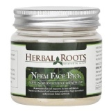 Herbal Roots Neem Face Pack,  100 G  Anti-Acne & Pimples Treatment