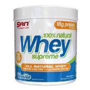 SAN 100% Natural Whey Supreme,  1 lb  Vanilla
