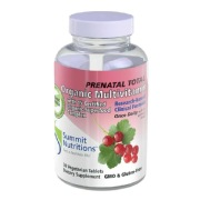 Summit Nutritions Organic Multivitamin (Prenatal Total),  Unflavoured  30 veggie capsule(s)