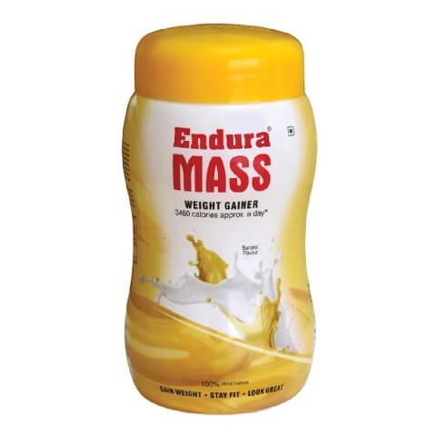 Endura Mass,  2.2 lb  Banana