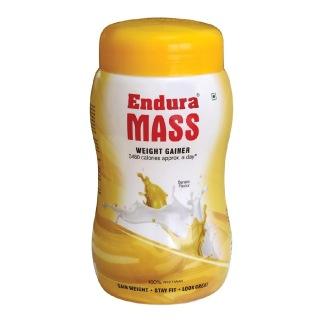 Endura Mass,  Banana  2.2 lb