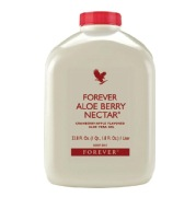 Forever Aloe Berry Nectar Gel,  Cranberry & Apple  1 L