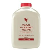 Forever Aloe Berry Nectar Gel,  1 L  Cranberry & Apple
