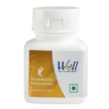 Modicare Well Multivitamin Multimineral,  Unflavoured  30 Tablet(s)